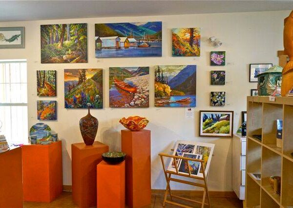 Arts On 3 Gallery