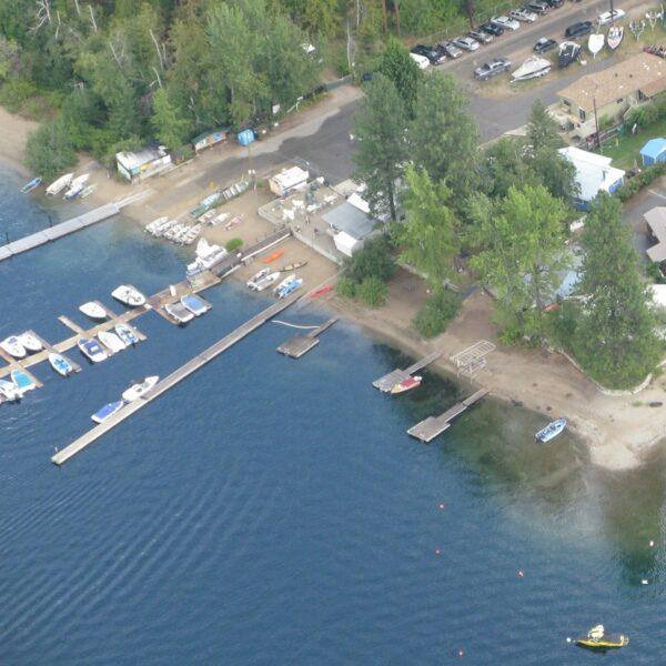 Christina Lake Marina and Grill