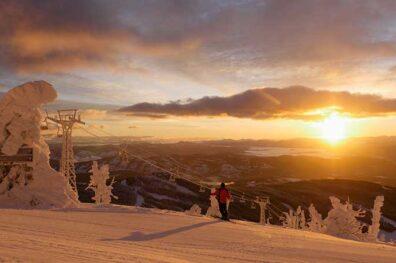 Ski or Hike Baldy