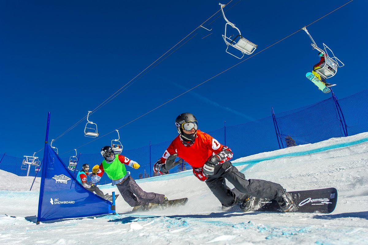 Snowboarding, Boundary
