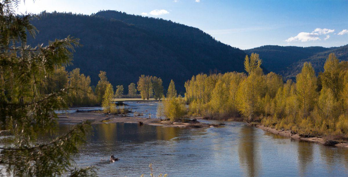 Beaverdell, Boundary BC