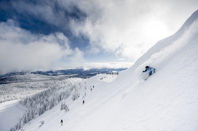 Ski & Snowboard Boundary