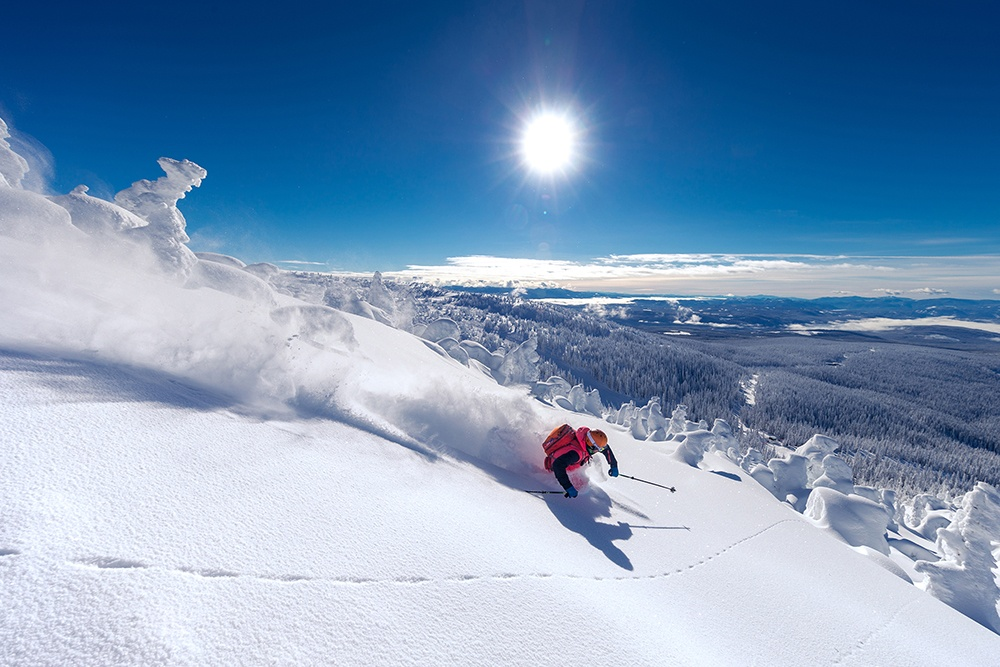 Location: Big White Skier: John Holman