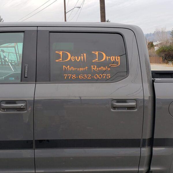 Devil Drag Motorsport Rentals