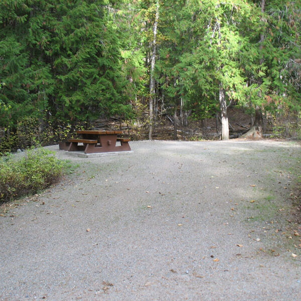 Gladstone (Texas Creek) Provincial Park