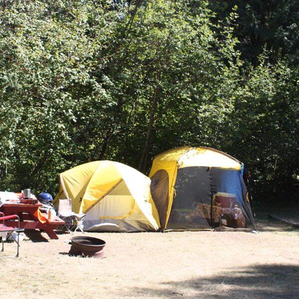 Christina Pines Campground