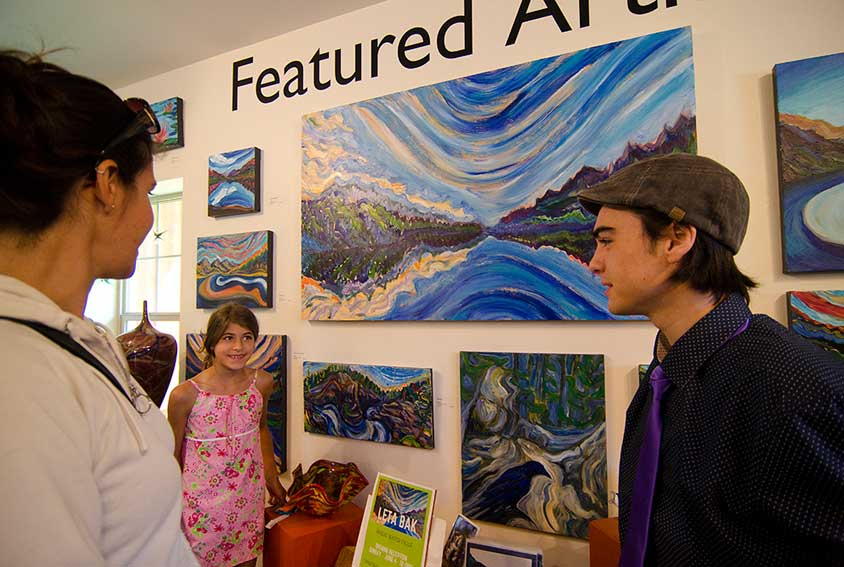 Art Gallery Boundary BC