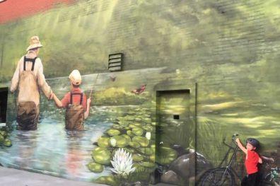 Wall Mural Boundary BC