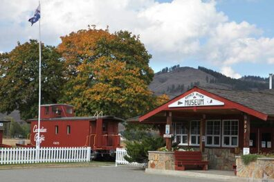Kettle Valley Museum at Midway