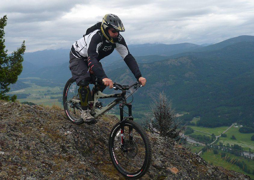 Mountain Biking, Boundary Country