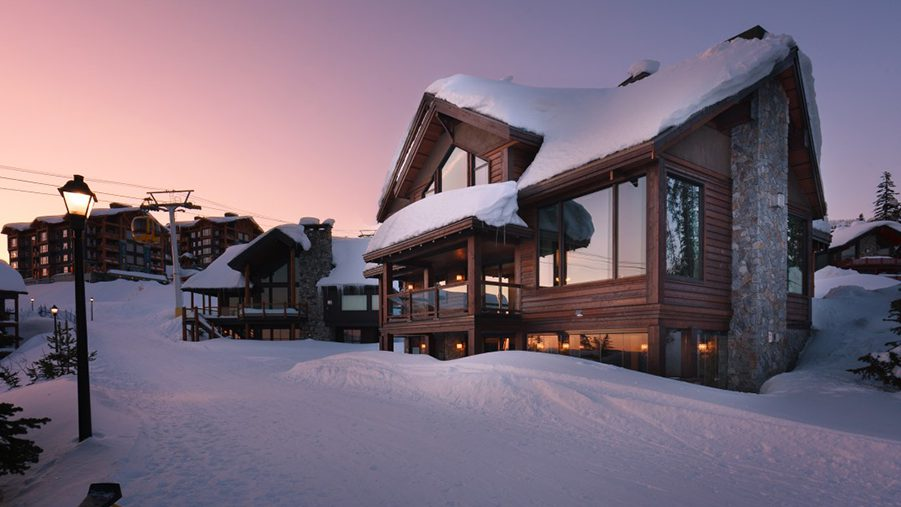 Cozy winter rental