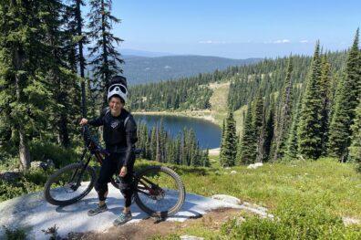 A First-Time Mountain Biking Adventure at Big White